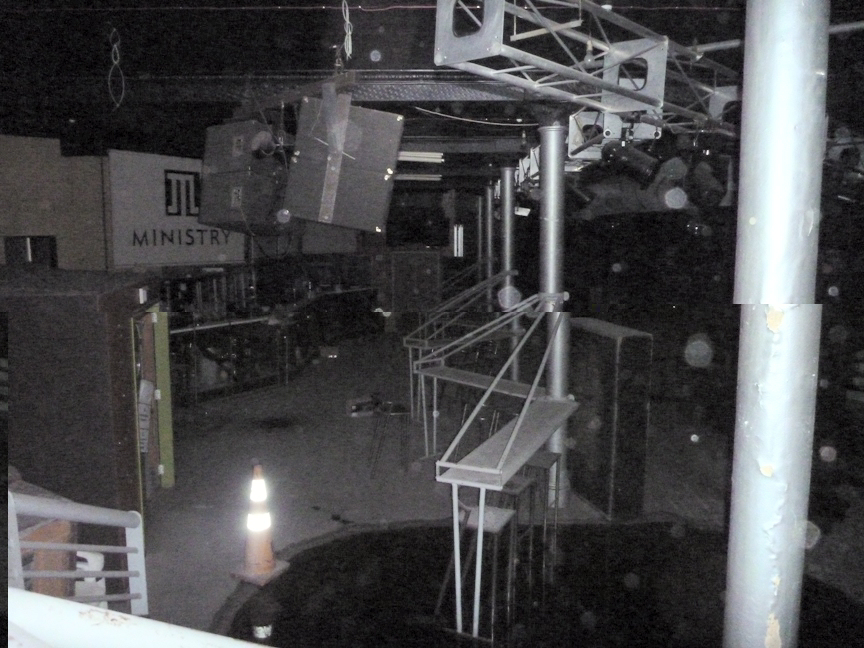 First Pics Inside Ministry Main Zone taken 17 April 2011